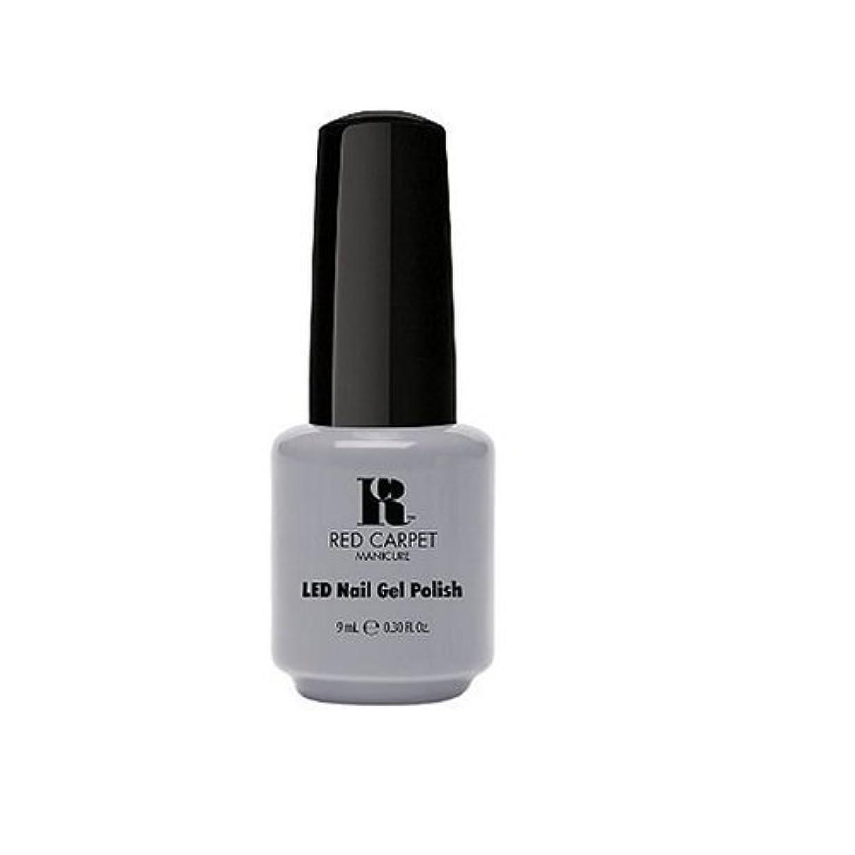 コストフィヨルドスポーツRed Carpet Manicure - LED Nail Gel Polish - #nofilter - 0.3oz / 9ml
