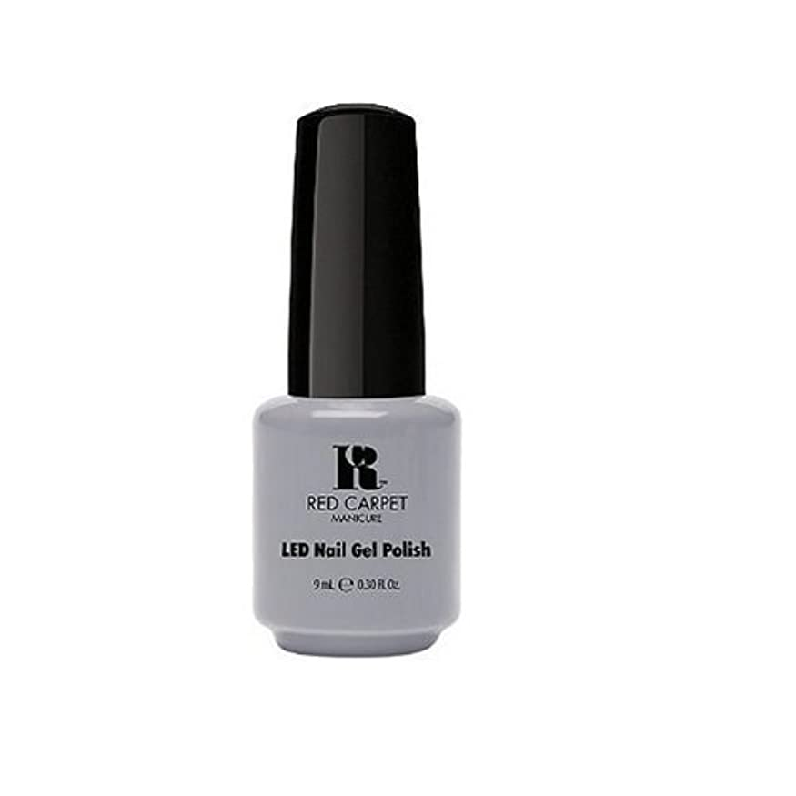 悪魔スタッフ姓Red Carpet Manicure - LED Nail Gel Polish - #nofilter - 0.3oz / 9ml