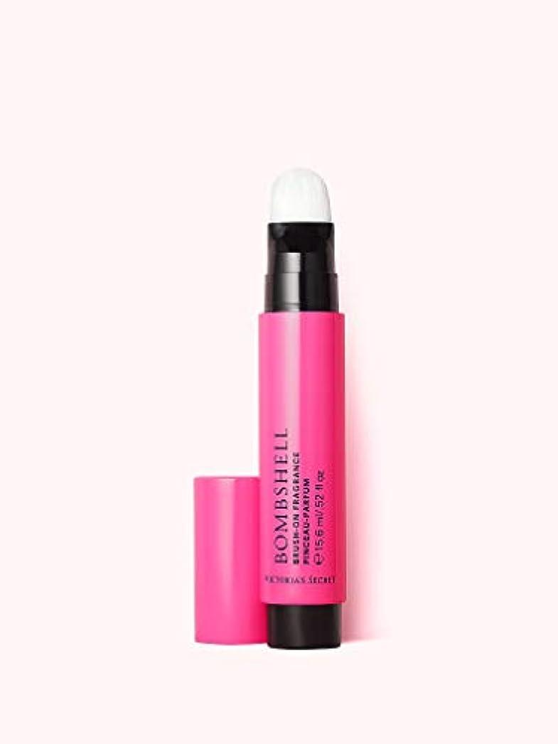 飛行場教育今日ビクトリアシークレット ボムシェル Perfume Paint Brush-On Fragrance ブラシタイプの香水 [並行輸入品]