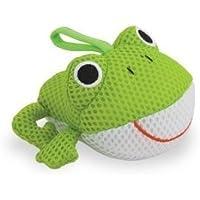 Frog Bath Sponge [並行輸入品]