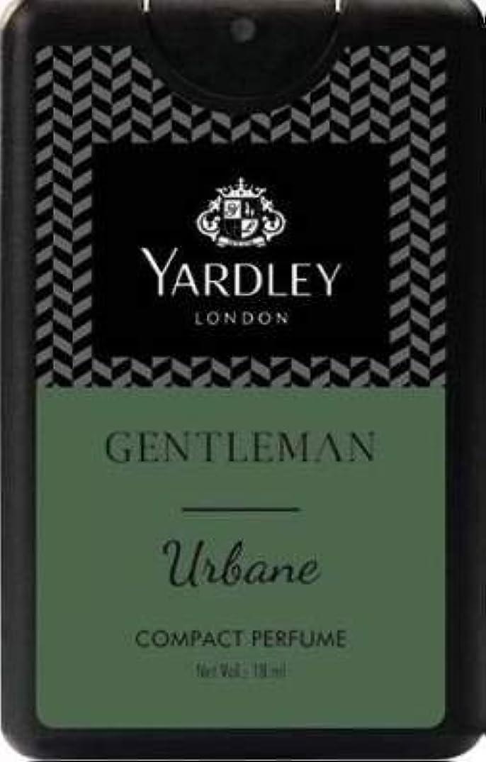 起きているそうでなければ大気Yardley Gentleman Urbane Compact Perfume 18 ml