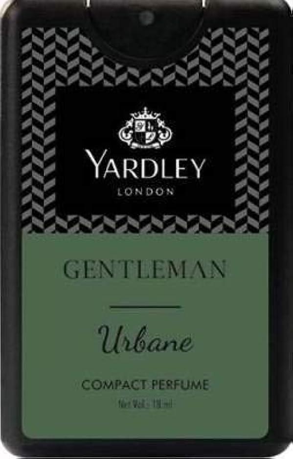 討論アスレチック三角Yardley Gentleman Urbane Compact Perfume 18 ml