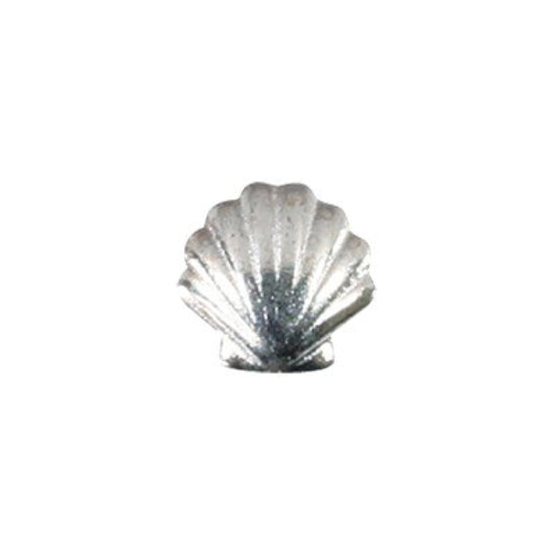 隣接するグレートオークコンドームピアドラ メタルシェル 30P シルバー