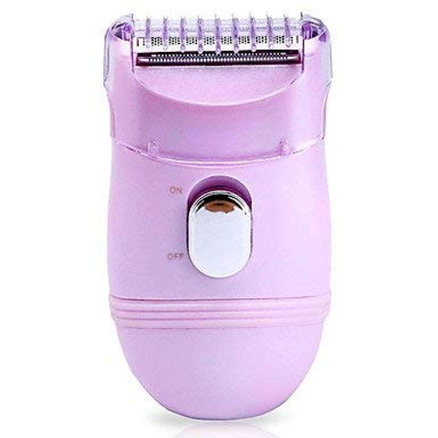 適度にパン受動的GUANG-HOME 脱毛器の女性ボディ電気LEDライト乾燥した髭そりのステンレス鋼