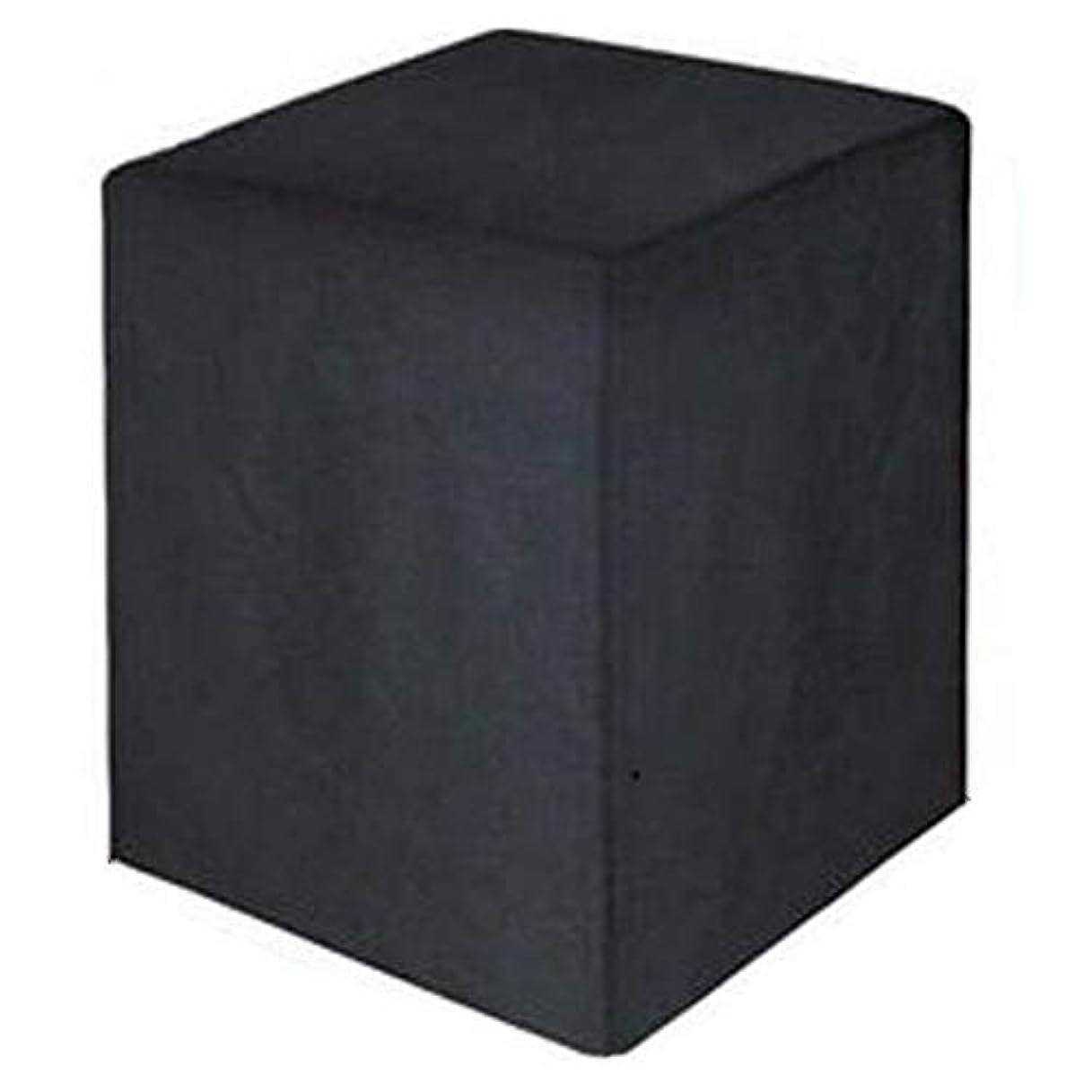 作者教育者揺れるXINGZHE 防塵カバー - 屋外オックスフォード布防水および防塵庭の家具カバー、中庭ヘビーデューティガスグリルカバー - ブラック ダストカバー (サイズ さいず : 68x68x72CM)