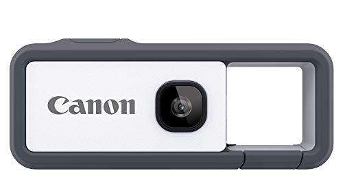 Canon キヤノン Camera iNSPiC REC GRAY グレイ 小型 防水 耐久 身につけるカメラ FV-100 Gray
