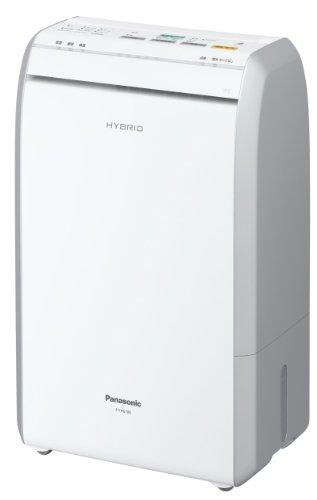 パナソニック ハイブリッド方式除湿乾燥機 ホワイト F-YHG100-W