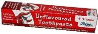 OraNurse Unflavoured Toothpaste 50ml - 4+ Years by Oranurse