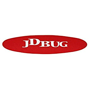 JD BUG デッキテープ RED