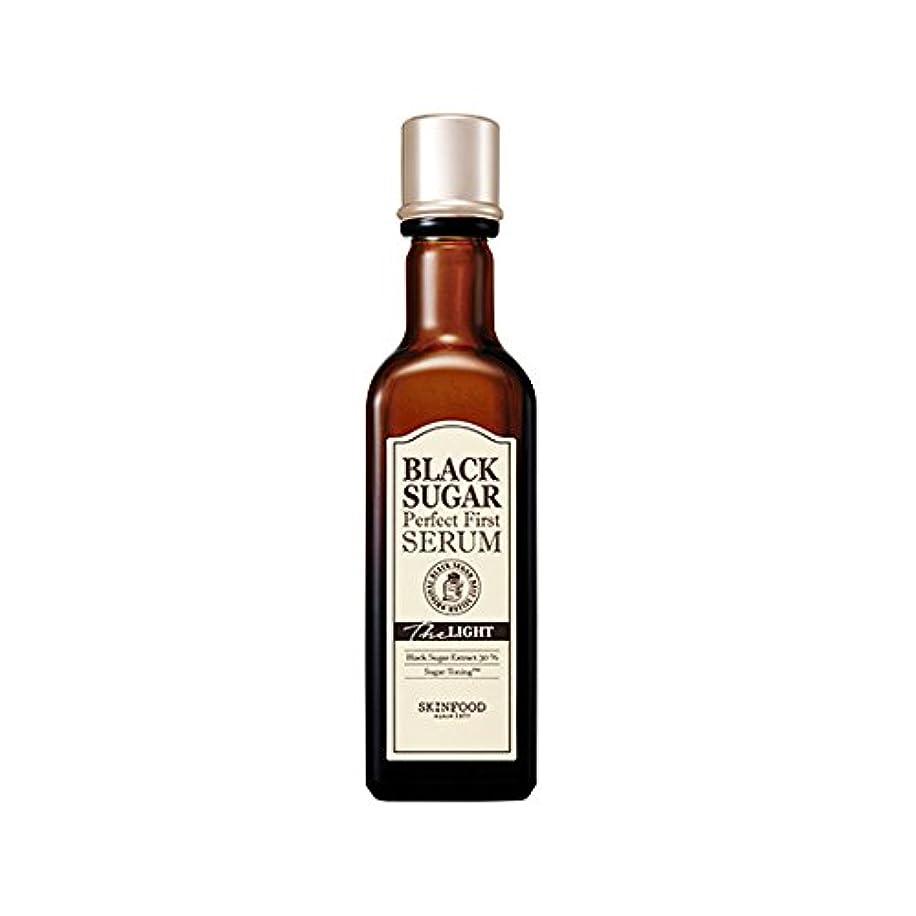 カテナ広く経歴Skinfood black sugar perfect first serum the light/黒糖完全最初血清ライト/120ml + 60? [並行輸入品]