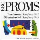 Beethoven: Symphony No.7 / Shostakovich: No.3