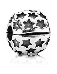 PANDORA Charms Sterling Silver Original Milkyway Clip