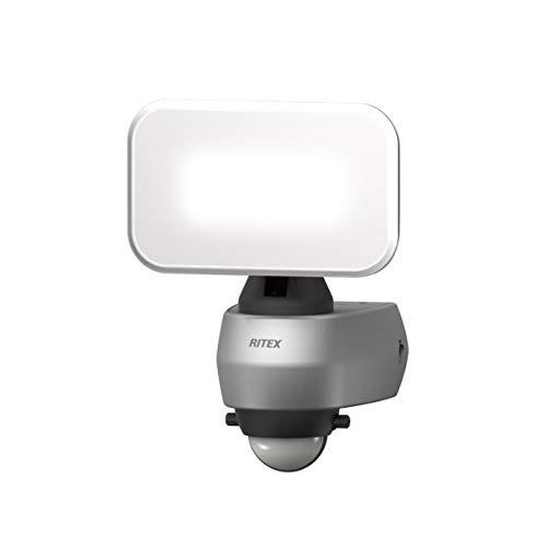 ライテックス 9W ワイド LEDセンサーライト LED-AC309
