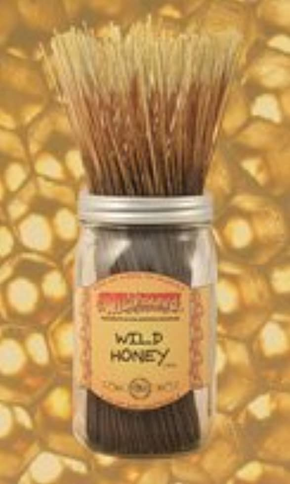 出力黙つぼみWild Berry Incense Inc。Wild Honey incense-15 Sticks