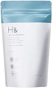 アッシュアンド H& 入浴剤 高濃度水素 750g 30回分 (保湿 温泉 ギフト
