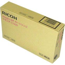 RICOH 63-6179 MPカートリッジ マゼンタ C1500 純正 [オフィス用品] [オフィス用品]