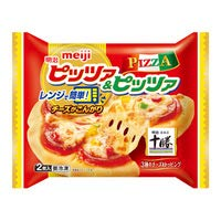 明治 レンジピッツァ&ピッツァ2枚入りX10袋 冷凍食品