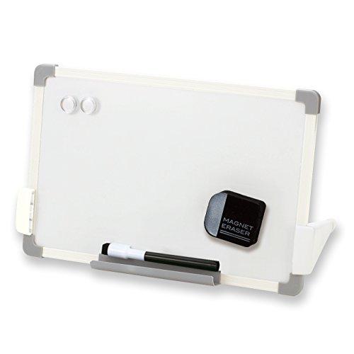 アスカ ホワイトボード スタンド付 VWB076 Sサイズ
