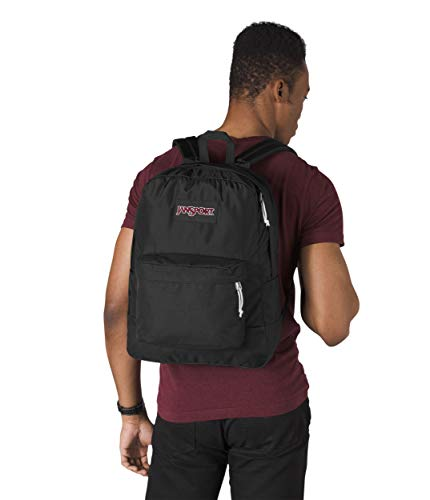 SPORT ジャンスポーツ(JANSPORT) T501 Superbreak BLACK (008)(Men'sLady's)