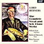 Complete Vocal & Solo Piano Music