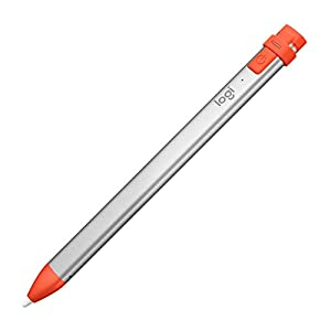 ロジクール デジタルペンシル 2018年以降iPad対応 Crayon iP10 シルバー 7時間バッテリー iPad iPad Pro ペン ペンシル 国内正規品 2年間無償保証