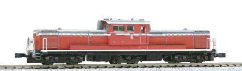 Nゲージ DD51 後期 耐寒形(リニューアル製品) 7008-1