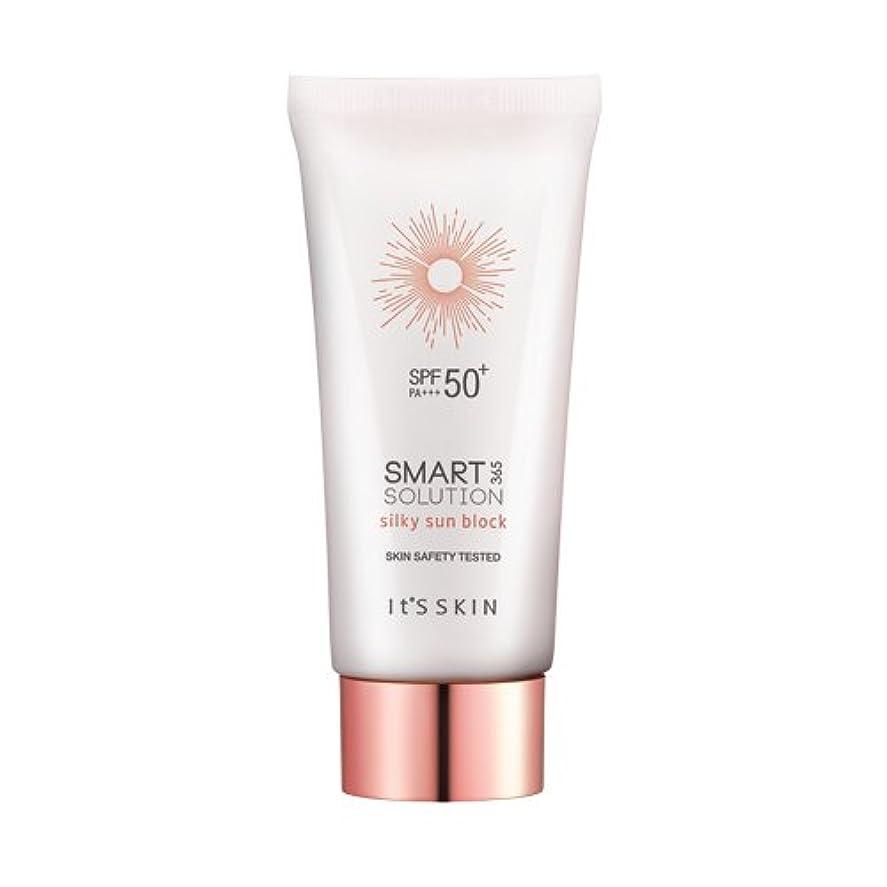 バルーン分類スティーブンソン[イッツスキン/Its skin]スマートソリューション 365シルキーサンブロック (SPF50+ PA+++) (Smart solution 365 silky sun block)
