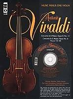 Two Violin Concertos
