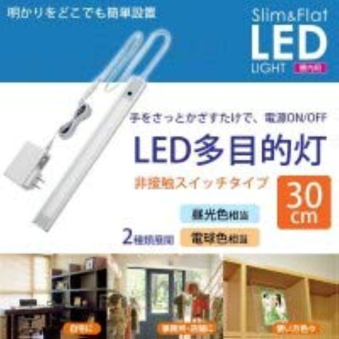 エチケットナビゲーションブローホールELPA(エルパ) LED多目的灯30cm ALT-1030IR 昼光色(D)?1778200