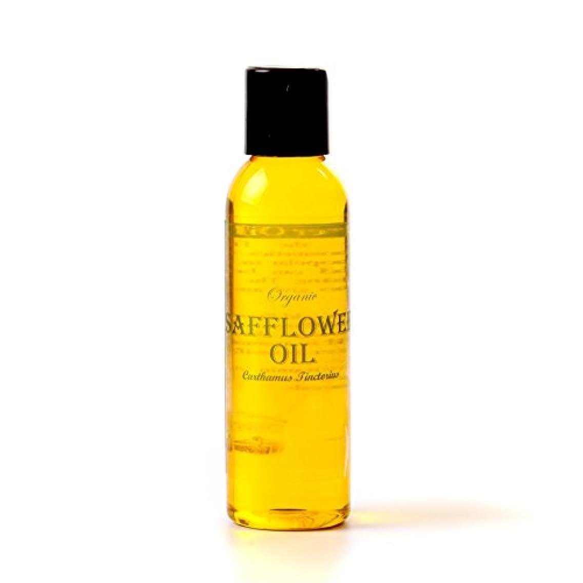 呼吸する考古学行き当たりばったりMystic Moments   Safflower Organic Carrier Oil - 125ml - 100% Pure