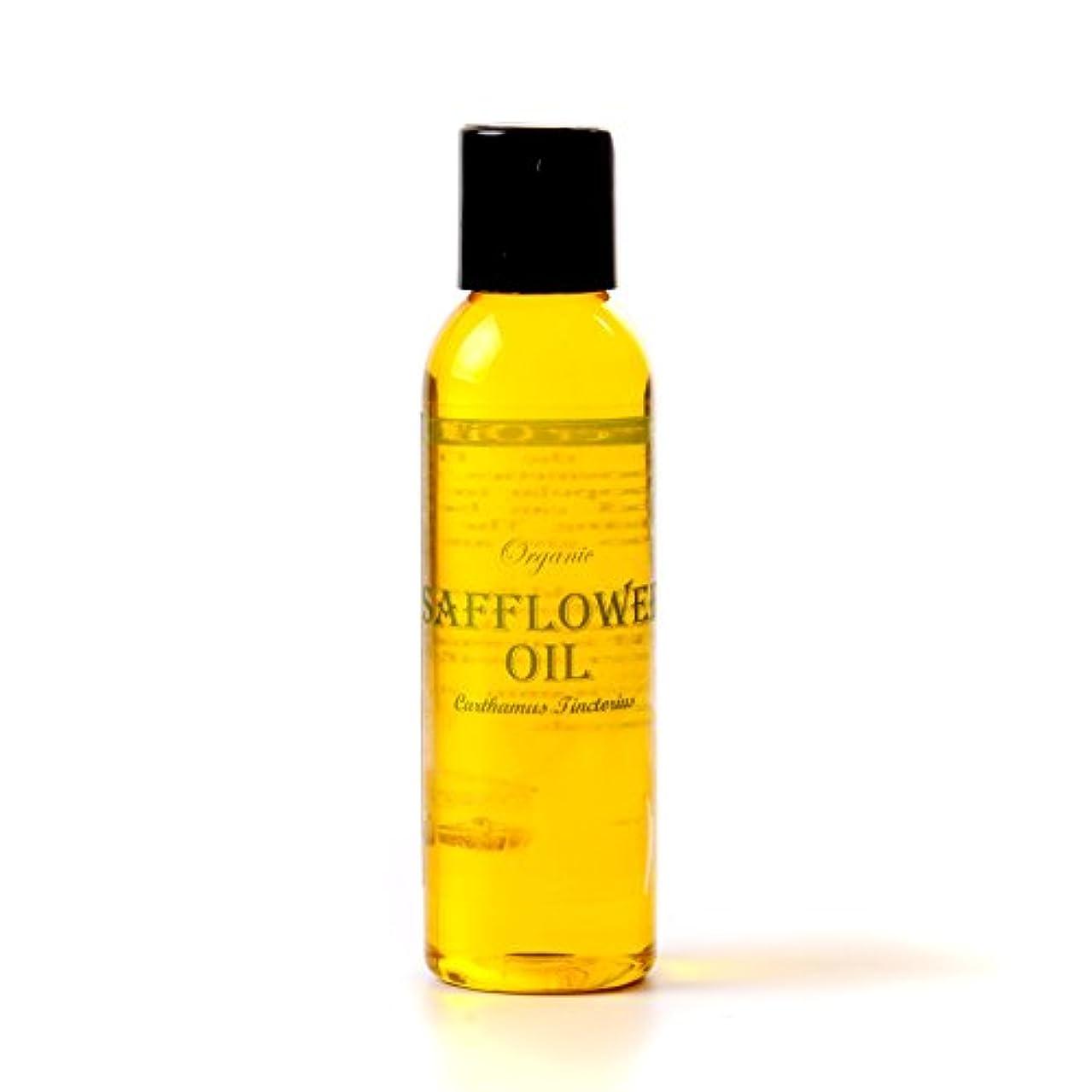 利点ジャンク抜け目がないMystic Moments | Safflower Organic Carrier Oil - 125ml - 100% Pure