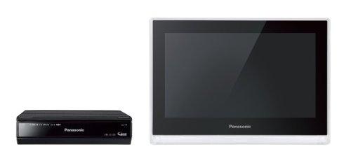 パナソニック VIERA 10v型 HDDレコーダー付ポータブルテレビ