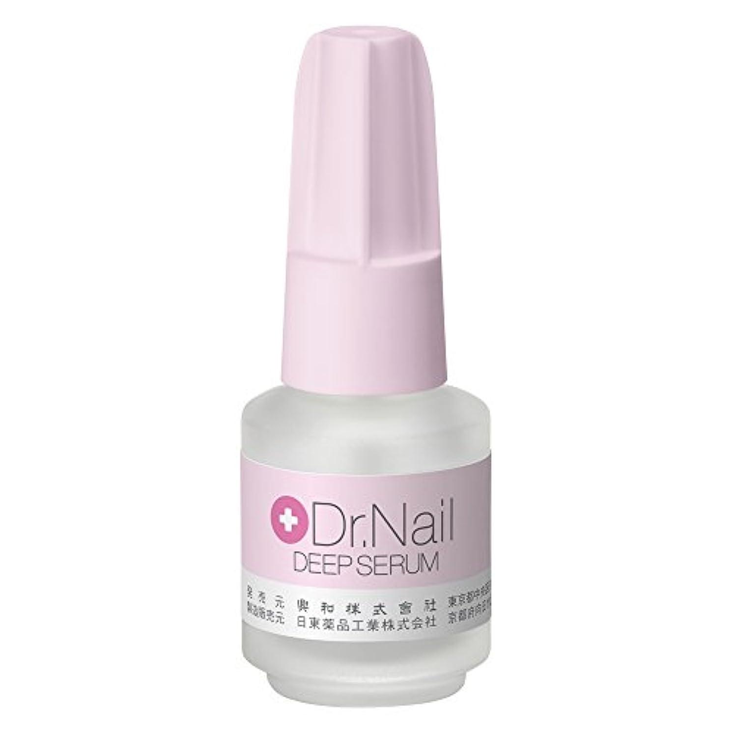 損失条件付き冷淡なDr.Nail ディープセラムローズ 6.6ml