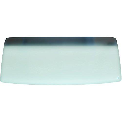 三菱 キャンター ワイド用フロントガラス 車両型式:FE/FF/FG80系 年式:H.14.6-H.22.11 ガラス型式:FE80 ガラス色:グリーン ボカシ:ブルー