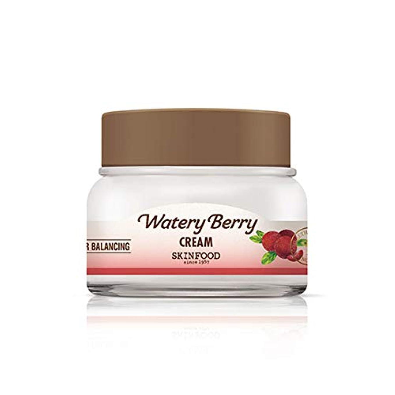 要旨下武器Skinfood 水っぽいベリーの生クリーム/watery berry fresh cream 70ml [並行輸入品]
