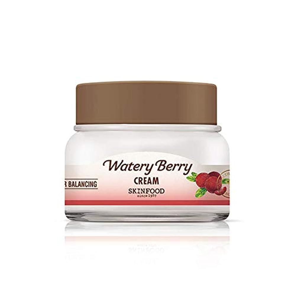 粘性の葉っぱ心配するSkinfood 水っぽいベリーの生クリーム/watery berry fresh cream 70ml [並行輸入品]