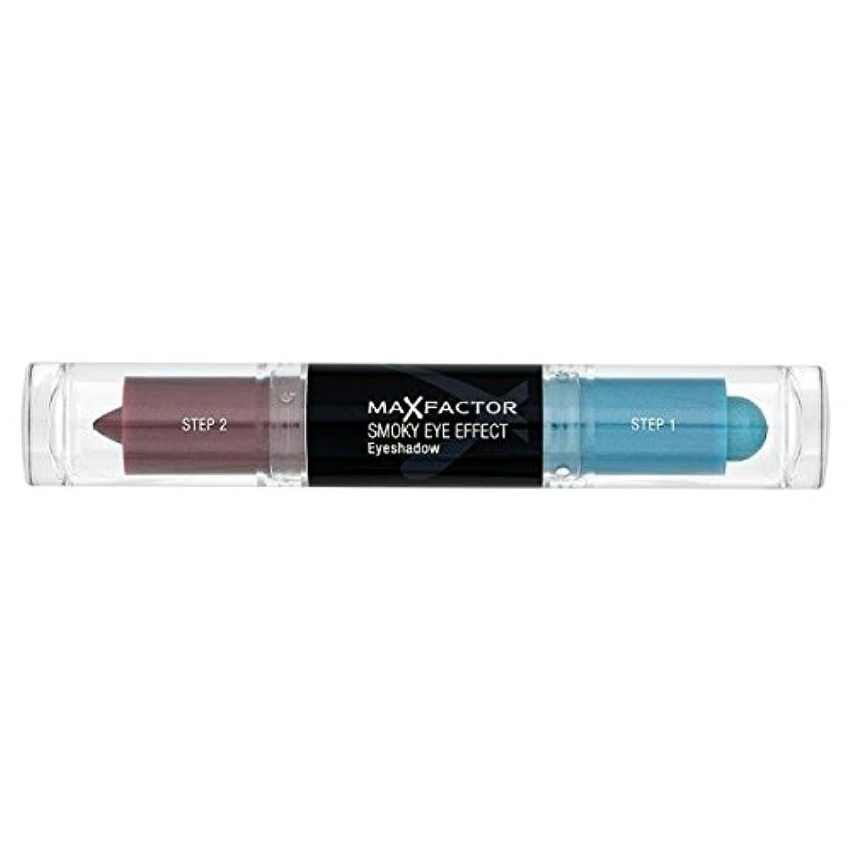 ヘクタール控えめなブローMax Factor Smoky Eye Effect Eye Shadow Indigo Mist 4