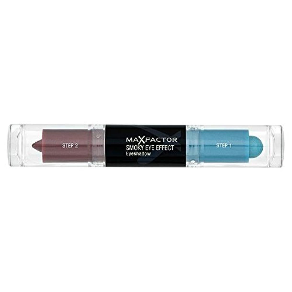 満足できるスーパーマーケット絶妙Max Factor Smoky Eye Effect Eye Shadow Indigo Mist 4