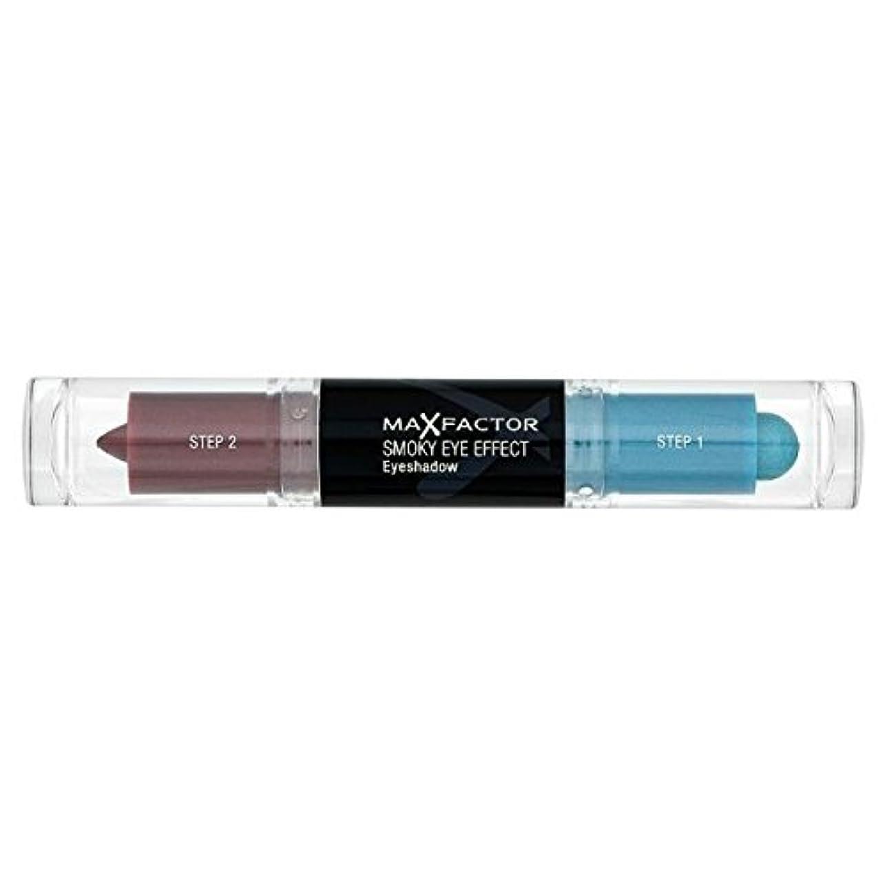 労働印象的チャーミングMax Factor Smoky Eye Effect Eye Shadow Indigo Mist 4