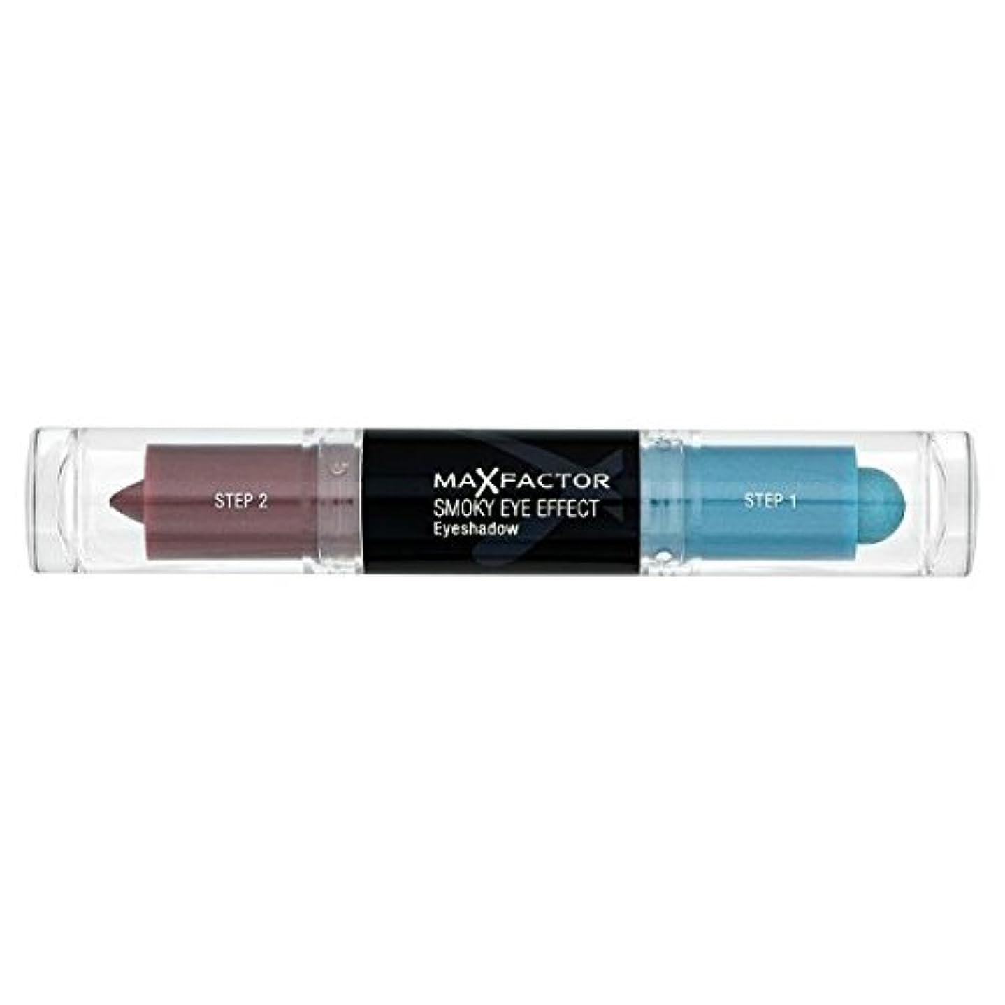 操縦する箱報復するMax Factor Smoky Eye Effect Eye Shadow Indigo Mist 4