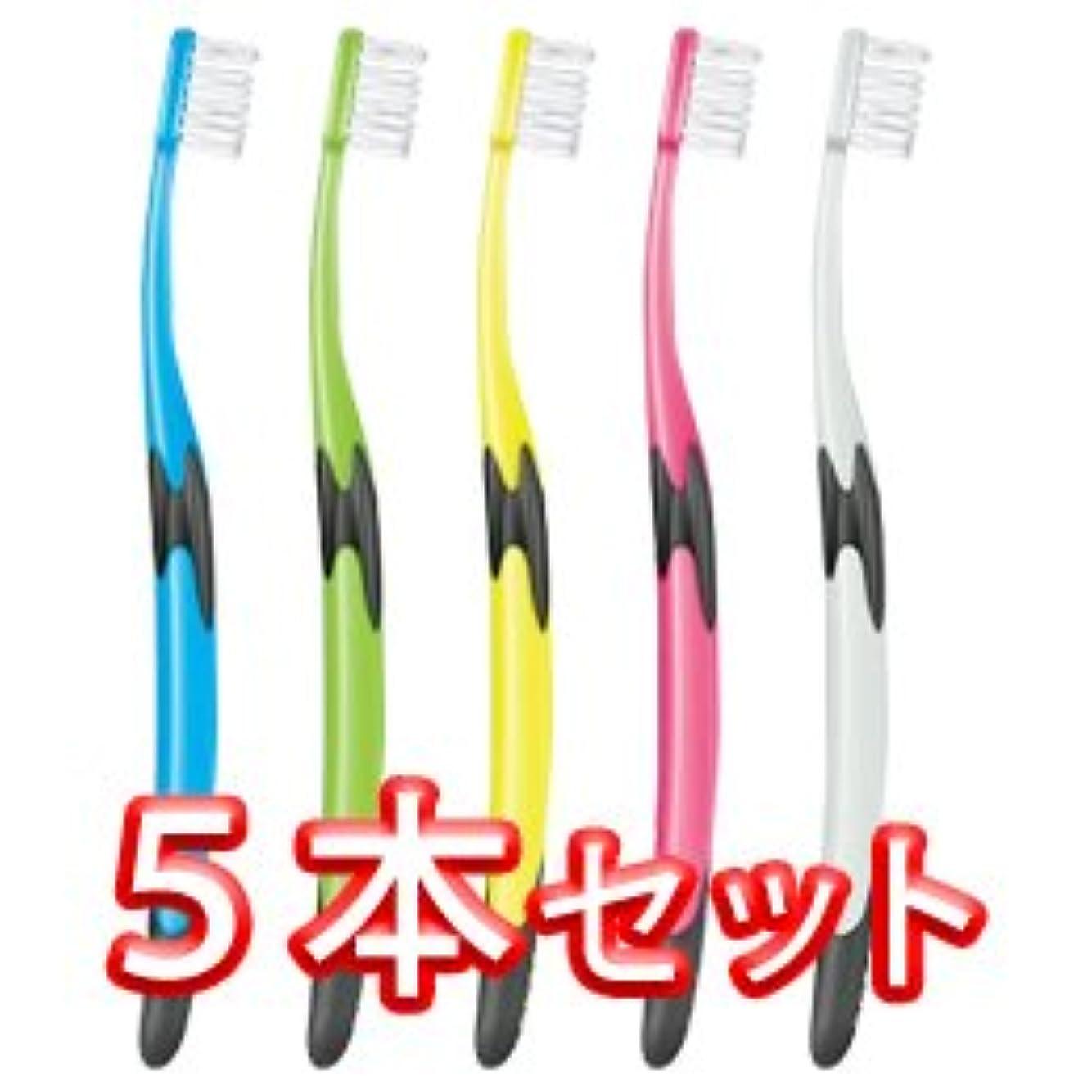 破滅セイはさておき社会科ジーシー GC ルシェロ P-10 歯ブラシ 5本 (S(やわらかめ))
