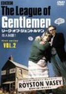 リーグ・オブ・ジェントルマン 奇人同盟! first series vol.2 [DVD]