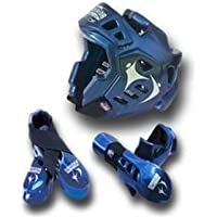 Macho Warrior Sparring Gear Set