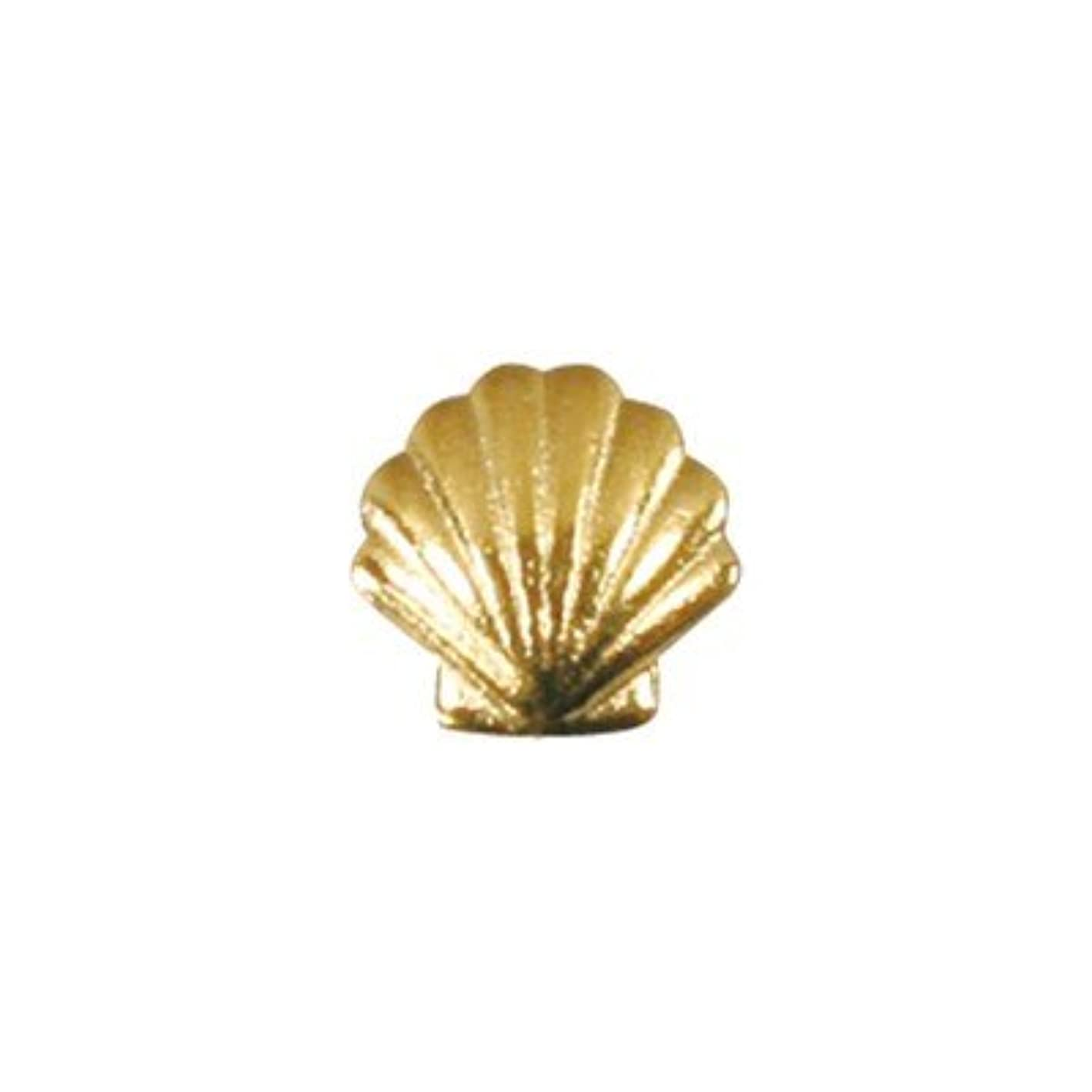 人工シェードバーターピアドラ メタルシェル 30P ゴールド