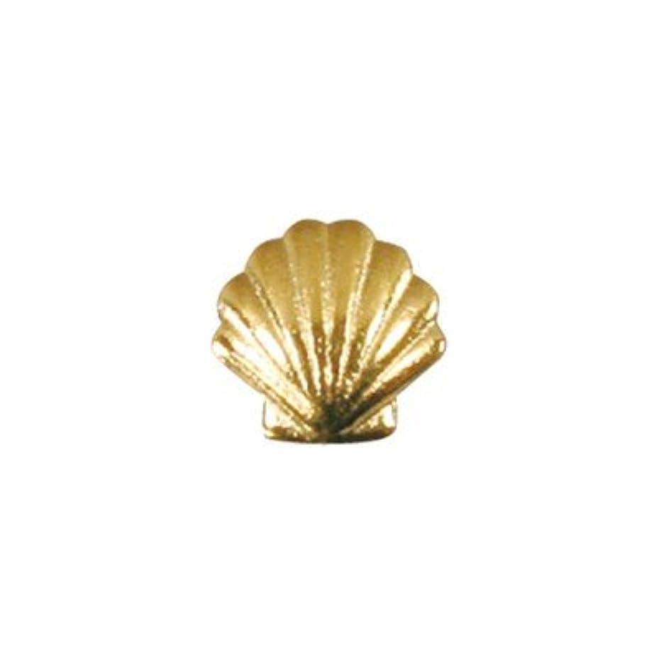 凍った消費者穿孔するピアドラ メタルシェル 30P ゴールド
