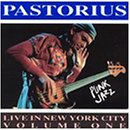 Live in New York City, Vol. 1: Punk Jazz