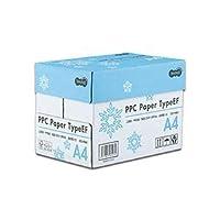 (まとめ)TANOSEE PPC PaperType EF A4 1箱(2500枚:500枚×5冊) 【×3セット】 〈簡易梱包