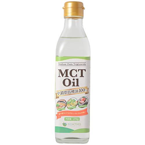 MCTオイル 中鎖脂肪酸油 270g×6本 4571371037101*6