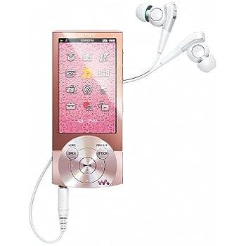 SONY ウォークマン Aシリーズ 16GB ロゼピンク NW-A855/P