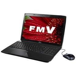 富士通 FMV LIFEBOOK AH42/R [Office付き] FMVA42RB (シャイニーブラック)